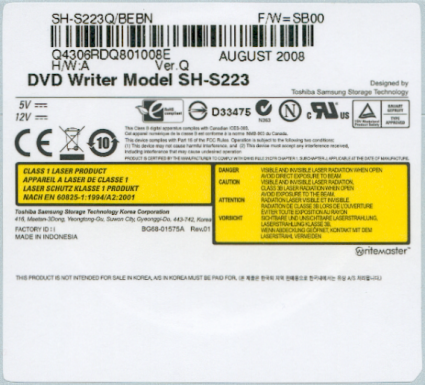 SH-223Q DOWNLOAD DRIVERS